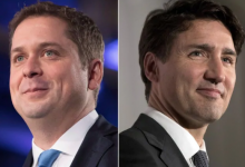 Photo of Trudeau, Scheer, Singh among MPs to donate pay hike to charities during COVID-19 crisis
