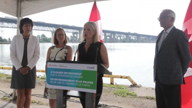 Photo of Climate change minister announces $1M in funding for 10 Great Lakes projects