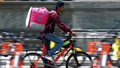 Photo of Foodora couriers could create Canada's 1st unionized workforce of app-based workers