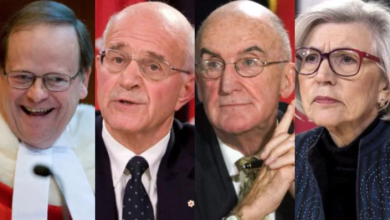 Photo of How 4 ex-Supreme Court justices got caught up in SNC-Lavalin affair