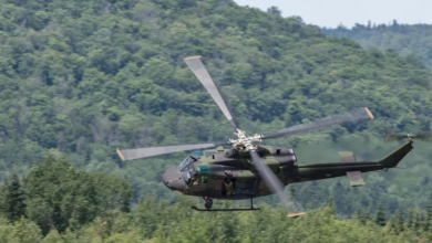 Photo of 2 injured in helicopter crash in provincial park near Gravenhurst