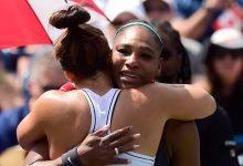 Photo of Serena Williams desiste e é consolada por adversária