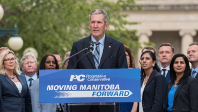 Photo of Manitoba election stretching federal Conservative resources in the province