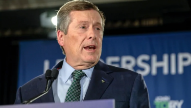 Photo of Toronto's weekend of gun violence 'frustrating, angering and sad,' says Tory
