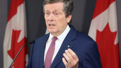 Photo of Toronto mayor orders 'anti-fun police' to stop investigating seniors' euchre games