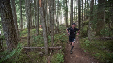 Photo of Once paralyzed, this St. John's runner just finished a 130-km race in B.C.