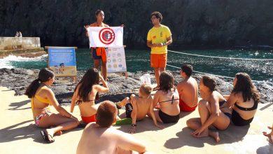 Photo of Nadadores salvadores por um dia na Caloura