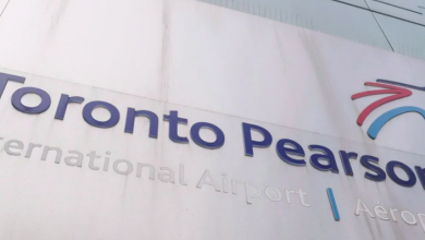 Photo of Worker sent to hospital after equipment injury at Pearson Airport