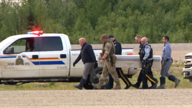 Photo of RCMP say B.C. fugitives died in what appears to be suicides by gunfire