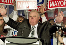Photo of Rob Ford Street?