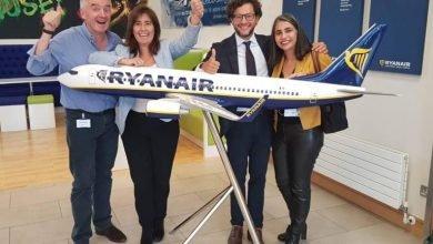 Photo of Governo está a negociar vinda da Ryanair para a Madeira