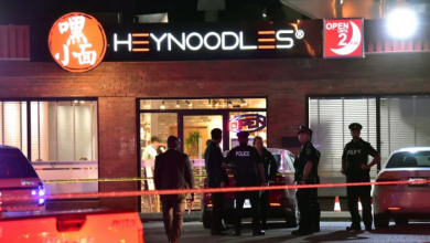 Photo of 1 dead after late night shooting at Markham strip mall