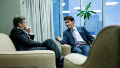 Photo of Trudeau, Tory meeting today to discuss Toronto gun violence