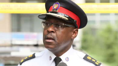 Photo of Toronto police chief unveils plan to curb gun violence amid spike in shootings