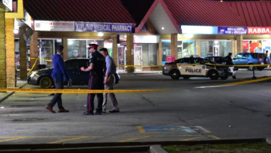 Photo of 4 people injured in shootings in Toronto, Brampton