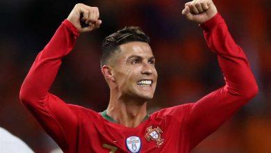 Photo of Ronaldo finalista do prémio de melhor jogador da UEFA, com Messi e Van Dijk