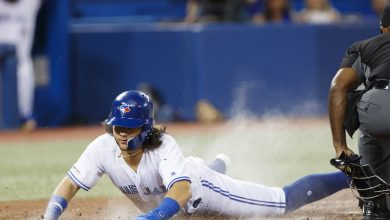 Photo of Blue Jays allow two hits in shutout win over Red Sox