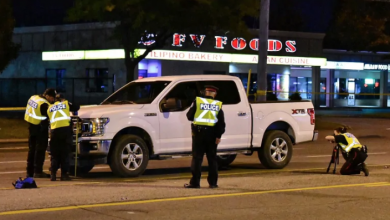 Photo of Man in his 50s dead after he was struck by vehicle in Scarborough