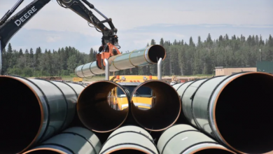 Photo of 53% of Canadians want next federal government to build Trans Mountain pipeline expansion, poll says