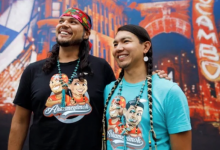 Photo of Indigenous, 2-spirit couple from Alberta wins The Amazing Race Canada