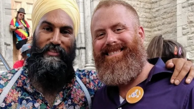 Photo of Montreal NDP candidate steps down, denies allegations of domestic abuse