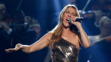 Photo of Celine Dion postpones 4 Montreal shows due to throat virus