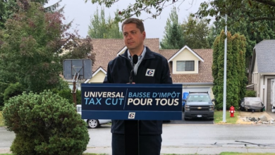 Photo of Conservative Leader Andrew Scheer promises tax cut to save average taxpayer hundreds of dollars