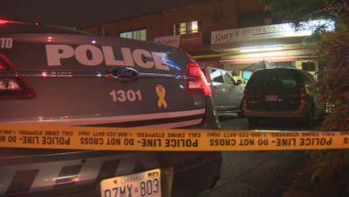 Photo of Man dead after shooting in Toronto's west end, police hunting for gunman