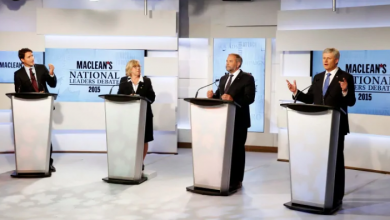 Photo of Trudeau snubs Munk, Maclean's/Citytv debates but will attend commission debates