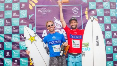 Photo of Frederico Morais vence Azores Airlines Pro em ondas de gala