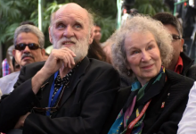 Photo of Writer and conservationist Graeme Gibson, partner of Margaret Atwood, dead at 85
