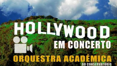 Photo of 'Hollywood em Concerto' na Praça do Povo