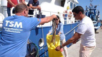 Photo of Governo sensibiliza profissionais do sector da pesca para o combate ao lixo marinho