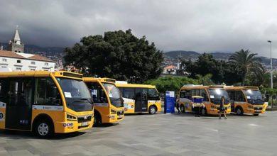 Photo of Funchal com mini-autocarros 100% elétricos