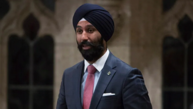 Photo of Former Liberal MP Raj Grewal not running in federal election