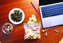 Photo of Snacks work-friendly