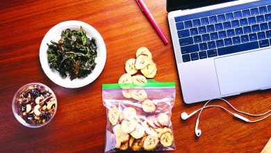 Photo of Snacks work-friendly