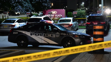 Photo of 2 victims in hospital after 4 shootings Monday night