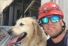 Photo of B.C. firefighter describes challenging search for hurricane survivors in Bahamas