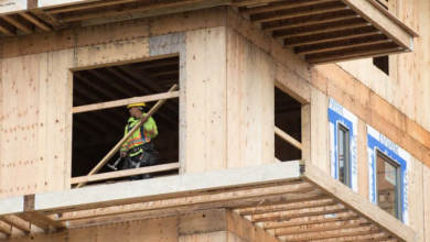 Photo of CMHC reports annual pace of housing starts climbed 1.9% in August