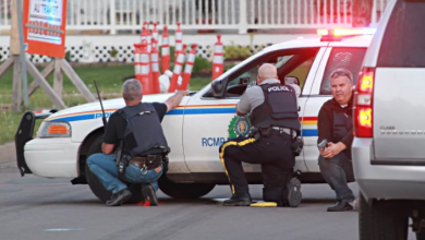 Photo of 4 Moncton Mounties sue federal government over 2014 shootings