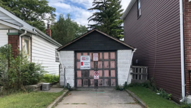 Photo of This Toronto garage actually costs almost $600K