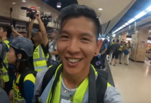 Photo of Toronto vlogger slammed for violent Hong Kong protest video