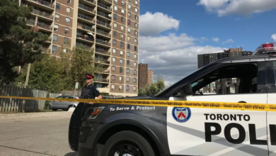 Photo of Man found dead in parking lot after shooting in Etobicoke