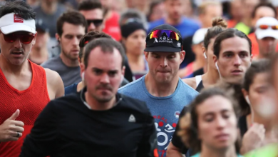 Photo of Witnesses of Montreal Marathon runner's collapse challenge emergency response time