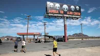 Photo of Aliens, redes sociais e muita confusão. Alvoroço na Área 51