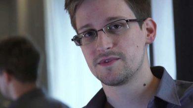 Photo of Edward Snowden pede asilo ao presidente francês