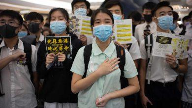 Photo of Polícia de Hong Kong proíbe grande protesto pró-democracia