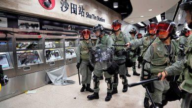 Photo of Polícia dispara balas de borracha sobre manifestantes em Hong Kong