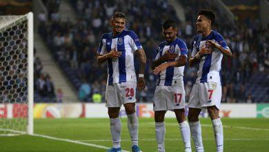 Photo of F. C. Porto vence Young Boys no Dragão